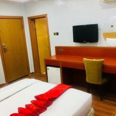 Pelican Hotel Lekki удобства в номере фото 2