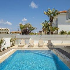 Отель Villa Posidonas 9 бассейн