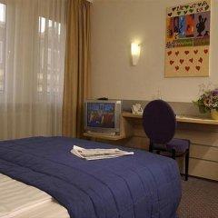 Отель GHOTEL hotel & living München – Zentrum Германия, Мюнхен - 1 отзыв об отеле, цены и фото номеров - забронировать отель GHOTEL hotel & living München – Zentrum онлайн комната для гостей