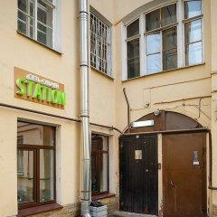 Гостиница Станция G73 вид на фасад фото 2