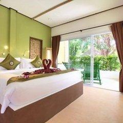 Отель Eden Beach Bungalows Самуи комната для гостей