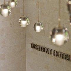 Distrikt Hotel New York City спа