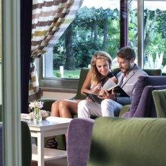 Отель Bologna Terme Италия, Абано-Терме - отзывы, цены и фото номеров - забронировать отель Bologna Terme онлайн интерьер отеля фото 2