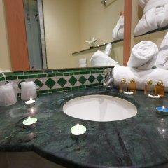 Отель Senator Hotel Tanger Марокко, Танжер - отзывы, цены и фото номеров - забронировать отель Senator Hotel Tanger онлайн ванная фото 2