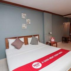 Отель Nida Rooms Charoenrat Bangklo Boulevard At Howard Square Таиланд, Бангкок - отзывы, цены и фото номеров - забронировать отель Nida Rooms Charoenrat Bangklo Boulevard At Howard Square онлайн комната для гостей фото 3