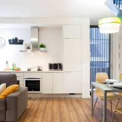 Апартаменты Feelathome Poblenou Beach Apartments Барселона в номере