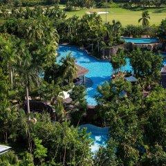 Отель Mingshen Golf & Bay Resort Sanya бассейн фото 2