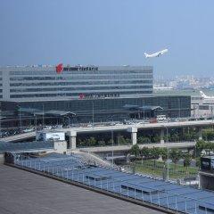 Shanghai Hongqiao Airport Hotel балкон