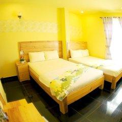 Отель Dalat Flower Далат комната для гостей