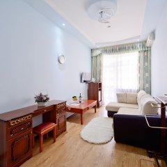 Гостиница Радуга-Престиж комната для гостей фото 4