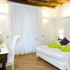 Отель Domus Spagna Capo le Case Luxury Suite комната для гостей фото 2