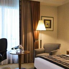 Отель Crowne Plaza Brussels Airport комната для гостей
