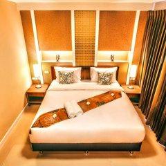 Отель The Aim Sathorn Hotel Таиланд, Бангкок - отзывы, цены и фото номеров - забронировать отель The Aim Sathorn Hotel онлайн комната для гостей фото 3