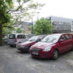Hotel U Svatého Jana парковка