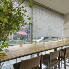 Отель A First Myeong Dong Сеул балкон
