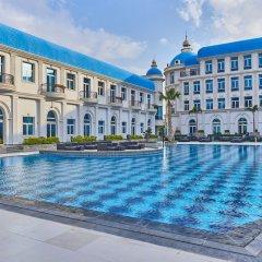 Отель Royal Maxim Palace Kempinski Cairo бассейн фото 3