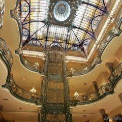 Gran Hotel Ciudad de Mexico интерьер отеля