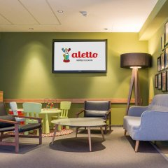 Отель aletto Hotel Kudamm Германия, Берлин - - забронировать отель aletto Hotel Kudamm, цены и фото номеров интерьер отеля