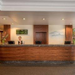 Отель Am Moosfeld Германия, Мюнхен - 3 отзыва об отеле, цены и фото номеров - забронировать отель Am Moosfeld онлайн интерьер отеля фото 3