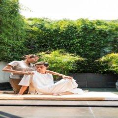 Отель V Villas Hua Hin MGallery by Sofitel фитнесс-зал фото 3