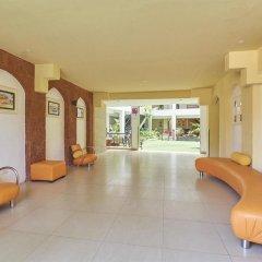 Отель Kyriad Prestige Calangute Goa Индия, Гоа - отзывы, цены и фото номеров - забронировать отель Kyriad Prestige Calangute Goa онлайн интерьер отеля фото 2