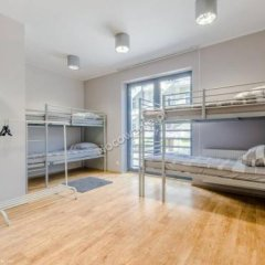 Hostel Stacja Plaza Сопот комната для гостей фото 3