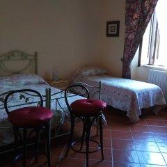 Отель La Dimora Dei 5 Sensi Понтеканьяно-Фаяно комната для гостей фото 2