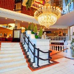 Отель Britannia Sachas Hotel Великобритания, Манчестер - 1 отзыв об отеле, цены и фото номеров - забронировать отель Britannia Sachas Hotel онлайн интерьер отеля фото 3
