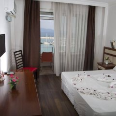 Finike Marina Турция, Чавушкёй - отзывы, цены и фото номеров - забронировать отель Finike Marina онлайн комната для гостей фото 3