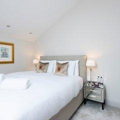 Отель Bright 1BR flat in West London Великобритания, Лондон - отзывы, цены и фото номеров - забронировать отель Bright 1BR flat in West London онлайн комната для гостей