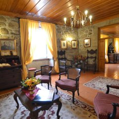 Отель Quinta Do Terreiro Ламего интерьер отеля фото 2