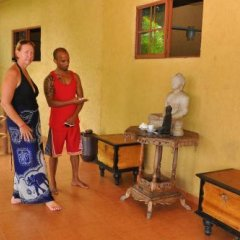Отель Laluna Ayurveda Resort Шри-Ланка, Бентота - отзывы, цены и фото номеров - забронировать отель Laluna Ayurveda Resort онлайн интерьер отеля фото 3