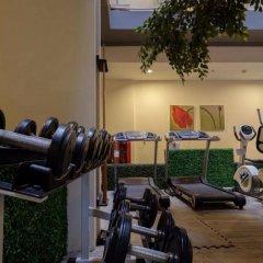 Brighton Hotel & Residence Бангкок фитнесс-зал