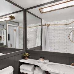 Отель Herald Square Hotel США, Нью-Йорк - 1 отзыв об отеле, цены и фото номеров - забронировать отель Herald Square Hotel онлайн ванная