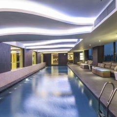 Отель Ascott Raffles City Chengdu