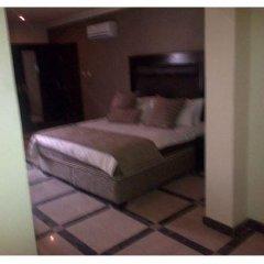 Quo Vadis Hotel Abuja комната для гостей фото 3