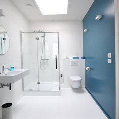Отель B&B Kava ванная