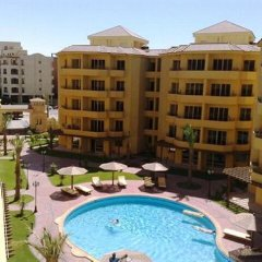 Апартаменты British Resort Apartments балкон