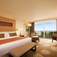 Отель Marina Bay Sands 5* Номер Премьер с различными типами кроватей фото 4