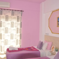 Minoa Hotel комната для гостей фото 9