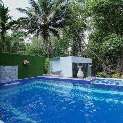 Отель Lagoon Garden Hotel Шри-Ланка, Берувела - отзывы, цены и фото номеров - забронировать отель Lagoon Garden Hotel онлайн бассейн