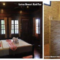 Отель Lotus Paradise Resort Таиланд, Остров Тау - отзывы, цены и фото номеров - забронировать отель Lotus Paradise Resort онлайн спа фото 2