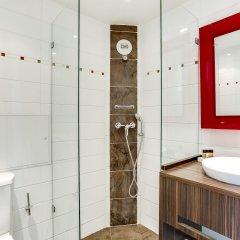 Отель Le Mistral Франция, Канны - отзывы, цены и фото номеров - забронировать отель Le Mistral онлайн ванная