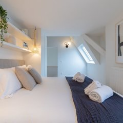 Апартаменты Sweet Inn Apartments - Petit Sablon Брюссель комната для гостей фото 4