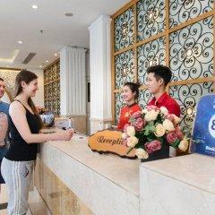 Отель EDELE Нячанг интерьер отеля фото 3