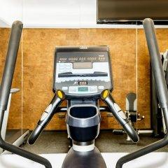 Отель Savoy фитнесс-зал фото 4