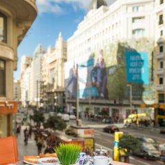 Отель Madrid Gran Vía 25, managed by Meliá Испания, Мадрид - 8 отзывов об отеле, цены и фото номеров - забронировать отель Madrid Gran Vía 25, managed by Meliá онлайн фото 4