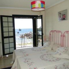 Отель Apartamentos El Pinedo Испания, Ноха - отзывы, цены и фото номеров - забронировать отель Apartamentos El Pinedo онлайн комната для гостей фото 3
