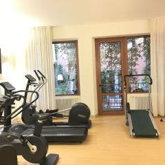 Hotel America Тренто фитнесс-зал фото 3