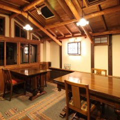 Отель Kurokawa Onsen Oyado Noshiyu Япония, Минамиогуни - отзывы, цены и фото номеров - забронировать отель Kurokawa Onsen Oyado Noshiyu онлайн интерьер отеля фото 3